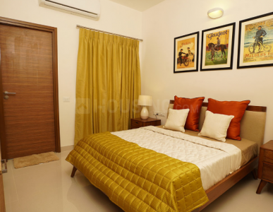 Gallery Cover Image of 1070 Sq.ft 2 BHK Apartment for buy in Korattur for 5457000