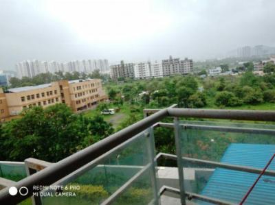 Balcony Image of Bblueridge Township in Hinjewadi