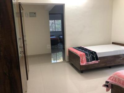 Bedroom Image of Blue Spaces PG in Wadgaon Sheri