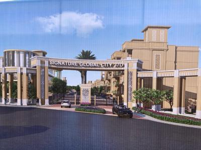 Gallery Cover Image of 990 Sq.ft 2 BHK Independent House for buy in Signature Global City 37D, Sector 37D for 5900000