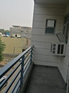 Balcony Image of Mahadev PG in Sector 18