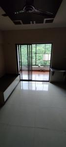 Gallery Cover Image of 740 Sq.ft 1 BHK Apartment for rent in Sai Sayaji Towers, Warje for 13000