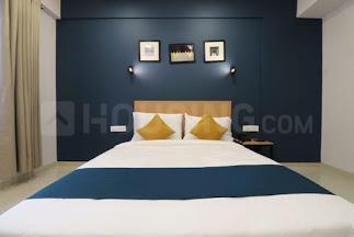 बालेवाड़ी में हूलिव अरियाना के बेडरूम की तस्वीर