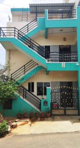 Gallery Cover Image of 600 Sq.ft 2 BHK Independent Floor for rent in SMV Layout for 5500