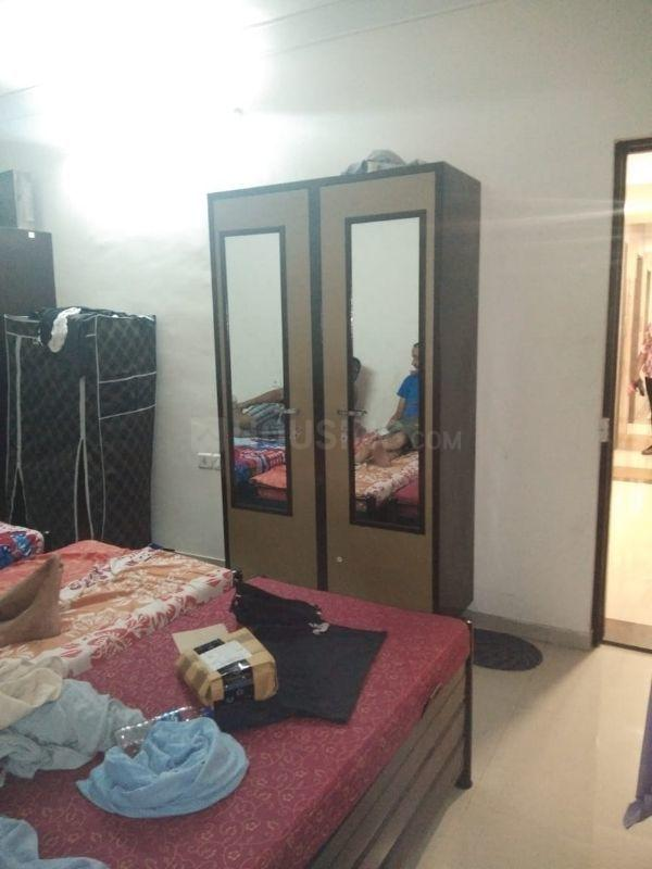 Living Room Image of 856 Sq.ft 1 BHK Apartment for rent in Andheri East for 32000