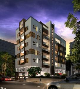 Gallery Cover Image of 1566 Sq.ft 3 BHK Apartment for buy in Kothrud for 24898500