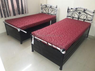 Bedroom Image of Raju PG Service in Andheri East