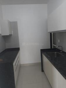 Gallery Cover Image of 1000 Sq.ft 2 BHK Apartment for rent in Omkar Ananta, Goregaon East for 38000