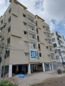 Gallery Cover Image of 1151 Sq.ft 2 BHK Apartment for buy in Silversand Cyberdyne 2, Hitech City for 8625000