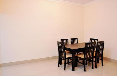 Dining Room Image of PG 4642053 Hennur Main Road in HBR Layout