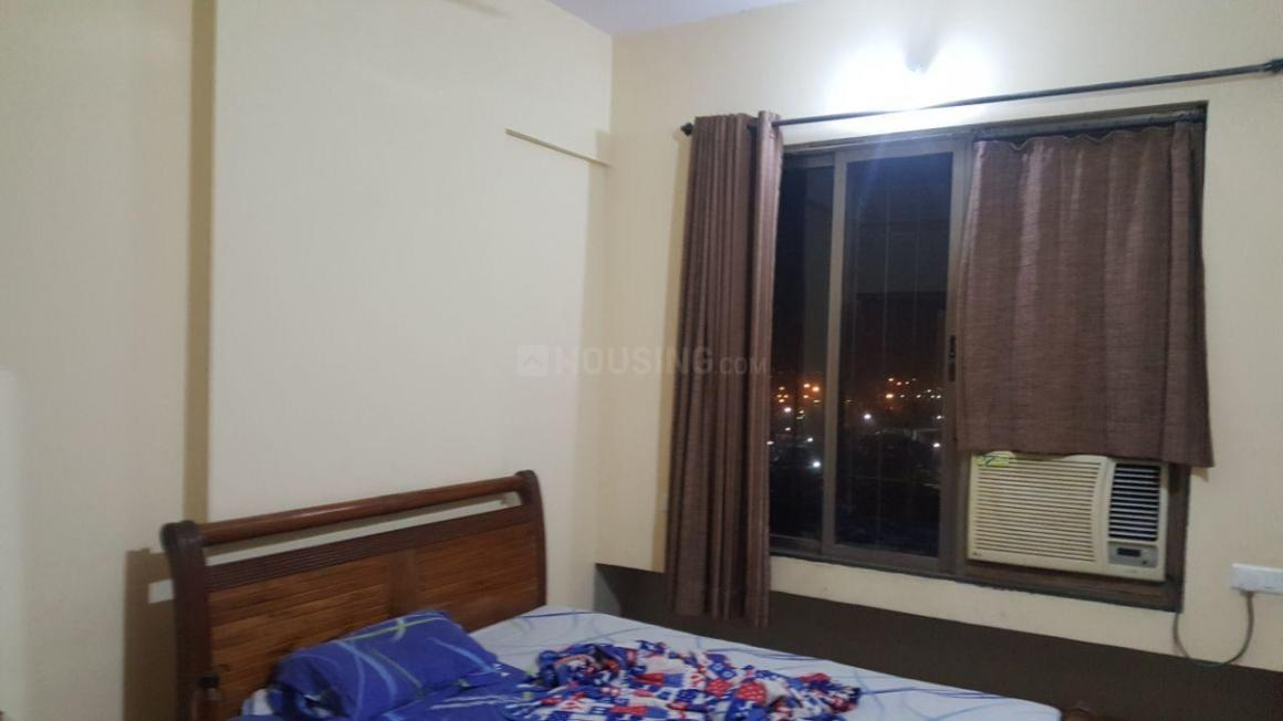 Bedroom Image of 560 Sq.ft 1 BHK Apartment for rent in Wadala East for 34000