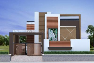 Gallery Cover Image of 600 Sq.ft 1 BHK Independent House for buy in Sulur for 2085000