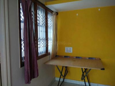 Gallery Cover Image of 350 Sq.ft 1 RK Independent Floor for rent in Hennur Main Road for 7500