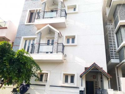 Gallery Cover Image of 550 Sq.ft 1 BHK Independent House for rent in Bilekahalli for 9500