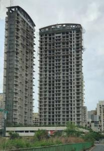 Gallery Cover Image of 1705 Sq.ft 3 BHK Apartment for buy in Greenwoods, Kharghar for 16500000
