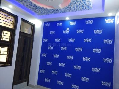 Gallery Cover Image of 450 Sq.ft 1 BHK Independent Floor for rent in Uttam Nagar for 7500