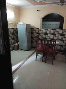 Gallery Cover Image of 1000 Sq.ft 2 BHK Independent Floor for rent in Garhi for 23000