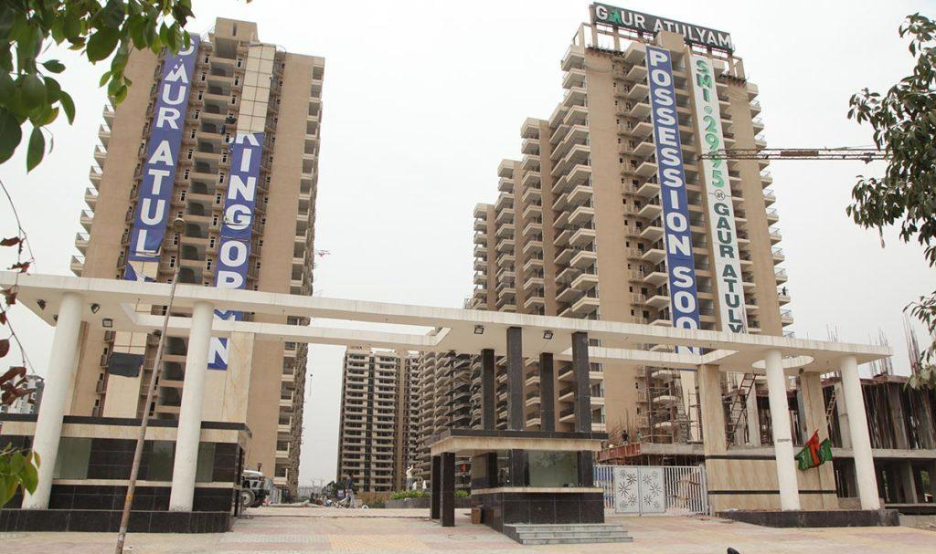 Building Image of 1665 Sq.ft 4 BHK Apartment for buy in Omicron I Greater Noida for 5500000