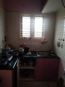 Gallery Cover Image of 1300 Sq.ft 1 BHK Independent Floor for rent in Mathikere for 8000
