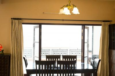 Dining Area Image of 4500 Sq.ft 4 BHK Independent House for rent in Attuvampatti for 100000