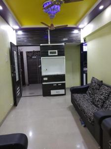 Gallery Cover Image of 710 Sq.ft 1 BHK Apartment for rent in Rabale for 22000