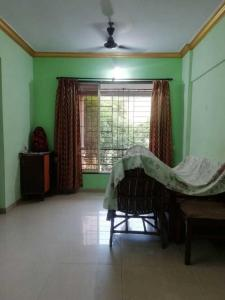 Gallery Cover Image of 630 Sq.ft 1 BHK Apartment for rent in Kalwa for 15000