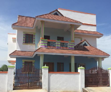 Gallery Cover Image of 1280 Sq.ft 3 BHK Independent House for rent in Potheri for 14000