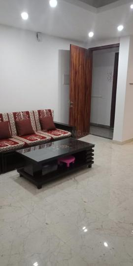 Living Room Image of 995 Sq.ft 2 BHK Independent Floor for rent in Royal Residency, sector 73 for 24000
