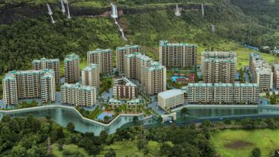 Gallery Cover Image of 549 Sq.ft 1 BHK Apartment for buy in Prishti Krishna Valley, Siddhartha Nagar for 1900000