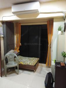 Gallery Cover Image of 350 Sq.ft 1 RK Apartment for rent in Kopar Khairane for 8500