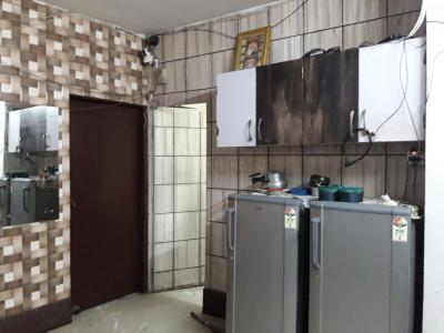 Kitchen Image of Wood House Girls PG in Pitampura