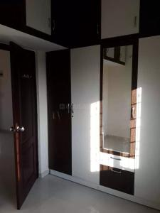 Bedroom Image of 600 Sq.ft 2 BHK Independent Floor for rent in Shanti Nagar for 18000