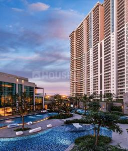 Gallery Cover Image of 3500 Sq.ft 4 BHK Apartment for rent in DLF The Crest, Sector 54 for 220000