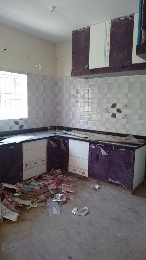 Kitchen Image of 1200 Sq.ft 3 BHK Independent Floor for buy in Vijayanagar for 8100000