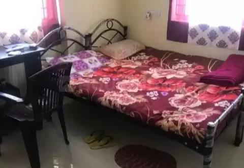 Bedroom Image of Chennai's PG Hub in Thoraipakkam