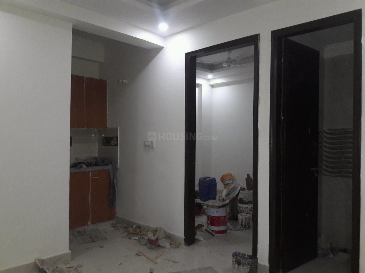 Living Room Image of 460 Sq.ft 1 BHK Apartment for buy in Chhattarpur for 1500000
