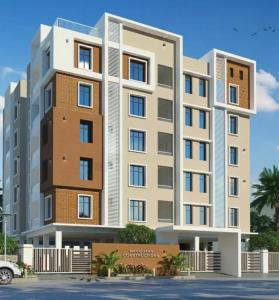 Gallery Cover Image of 1220 Sq.ft 2 BHK Apartment for buy in Yapral for 5100000