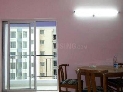 Gallery Cover Image of 750 Sq.ft 2 BHK Apartment for rent in Shapoorji Pallonji Bengal Shapoorji Shukhobrishti Sparsh, Rajarhat for 13000