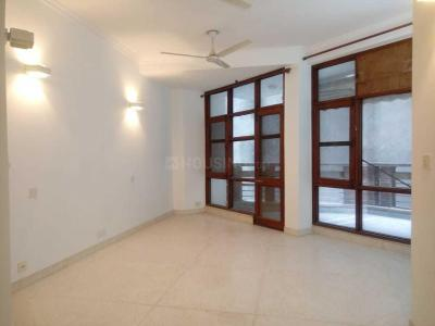 Gallery Cover Image of 2250 Sq.ft 3 BHK Independent Floor for rent in Panchsheel Park for 80000