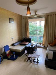 Gallery Cover Image of 1200 Sq.ft 3 BHK Apartment for rent in hilton tower, Andheri East for 65000