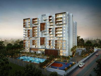 Gallery Cover Image of 1454 Sq.ft 2 BHK Apartment for buy in The Central Regency Address, Bellandur for 11600000