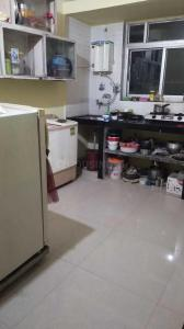 Kitchen Image of Royal Enterprises PG in Sanpada