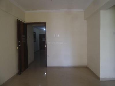 Gallery Cover Image of 650 Sq.ft 1 BHK Apartment for rent in Pragati Sparsh, Ulwe for 6000