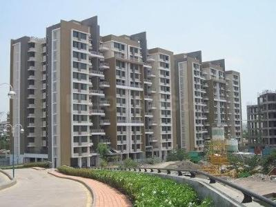 Gallery Cover Image of 1256 Sq.ft 2 BHK Apartment for buy in Wakad for 9200000