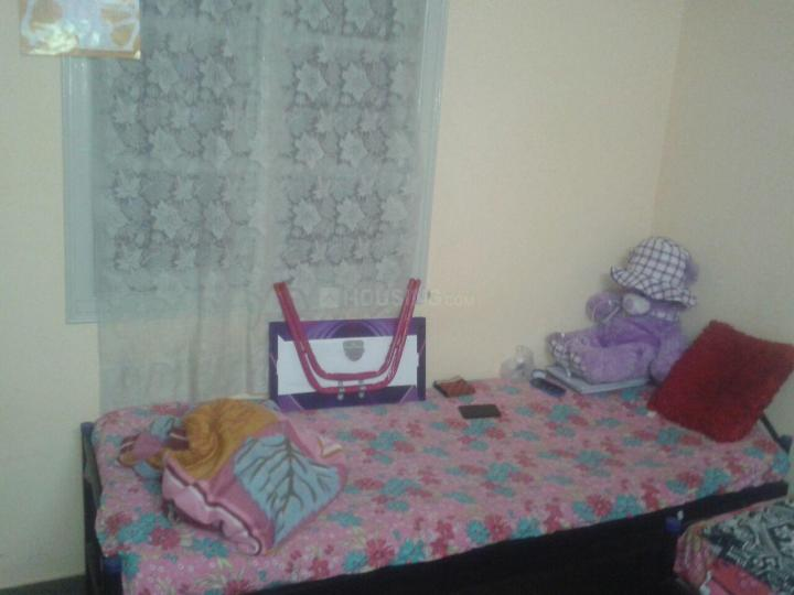 कल्याण नगर में रॉयल गर्ल्स पीजी में बेडरूम की तस्वीर