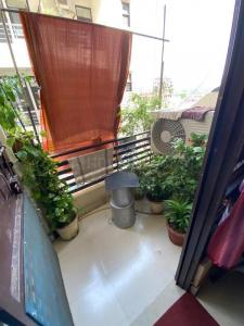 Balcony Image of 1232 Sq.ft 3 BHK Apartment for buy in Laxmi Height, Noida Extension for 3300000