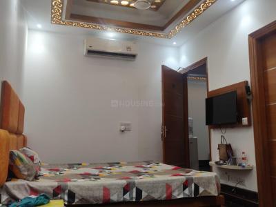 Bedroom Image of The Royal Aliya PG in Sector 63 A