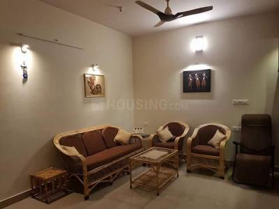 Gallery Cover Image of 1210 Sq.ft 2 BHK Apartment for rent in Prestige Sunnyside, Bhoganhalli for 32000
