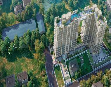 Building Image of 728 Sq.ft 2 BHK Apartment for buy in Merlin Pristine, New Alipore for 7800000