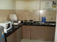 Kitchen Image of PG Thane in Thane West